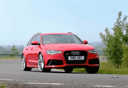 2013 Audi RS6 Avant - UK version 73