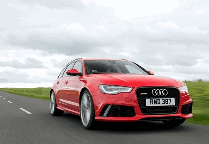 2013 Audi RS6 Avant - UK version 74
