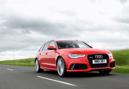 2013 Audi RS6 Avant - UK version 76