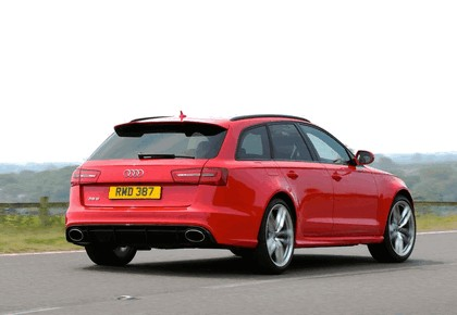 2013 Audi RS6 Avant - UK version 78