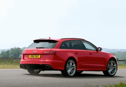 2013 Audi RS6 Avant - UK version 80