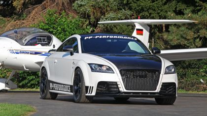 2013 Audi TT RS Black and White Edition by PP-Performance and Cam Shaft 6
