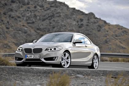 2013 BMW 220d ( F22 ) Modern Line 1