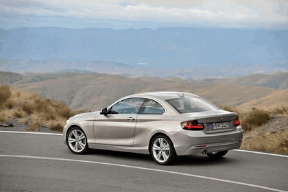 2013 BMW 220d ( F22 ) Modern Line 2