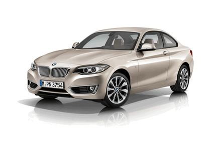 2013 BMW 220d ( F22 ) Modern Line 4