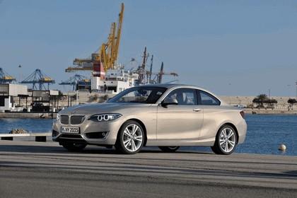 2013 BMW 220d ( F22 ) Modern Line 7