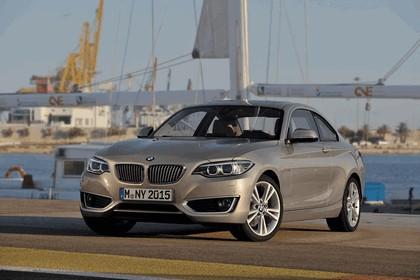 2013 BMW 220d ( F22 ) Modern Line 8