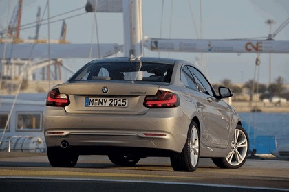 2013 BMW 220d ( F22 ) Modern Line 9