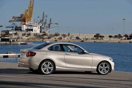 2013 BMW 220d ( F22 ) Modern Line 10