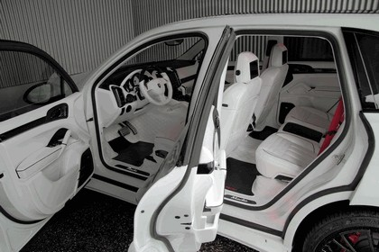 2013 Porsche Cayenne ( 958 ) White Dream edition by Anderson Germany 6