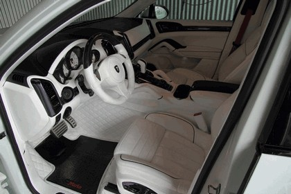 2013 Porsche Cayenne ( 958 ) White Dream edition by Anderson Germany 9