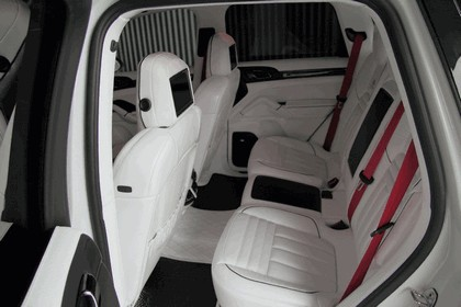 2013 Porsche Cayenne ( 958 ) White Dream edition by Anderson Germany 11