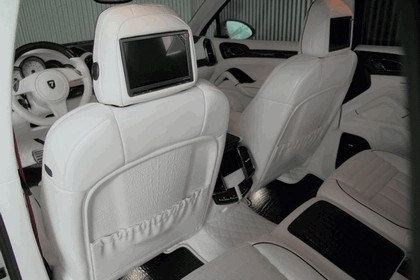 2013 Porsche Cayenne ( 958 ) White Dream edition by Anderson Germany 13
