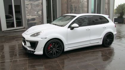 2013 Porsche Cayenne ( 958 ) White Dream edition by Anderson Germany 2