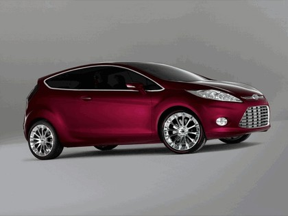2007 Ford Verve concept 2