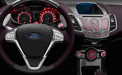 2007 Ford Verve concept 14