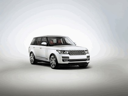2013 Land Rover Range Rover Autobiography Black 1