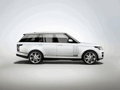 2013 Land Rover Range Rover Autobiography Black 2