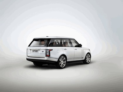 2013 Land Rover Range Rover Autobiography Black 3