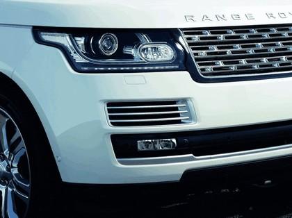 2013 Land Rover Range Rover Autobiography Black 5