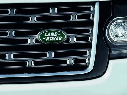 2013 Land Rover Range Rover Autobiography Black 6