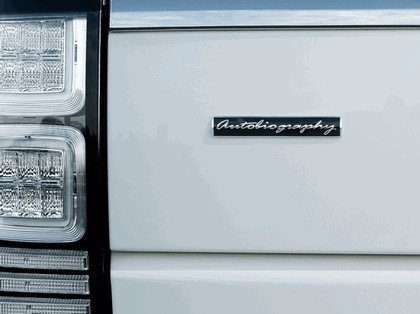 2013 Land Rover Range Rover Autobiography Black 8
