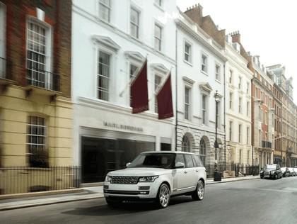 2013 Land Rover Range Rover Autobiography Black 9
