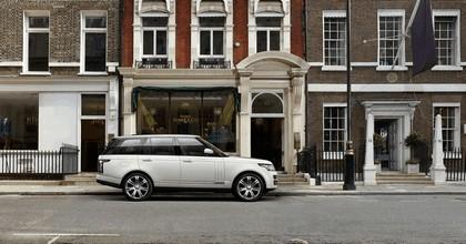 2013 Land Rover Range Rover Autobiography Black 10