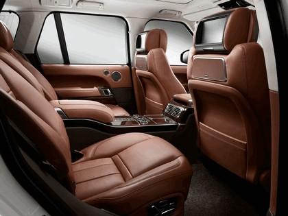 2013 Land Rover Range Rover Autobiography Black 11