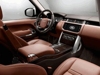 2013 Land Rover Range Rover Autobiography Black 12