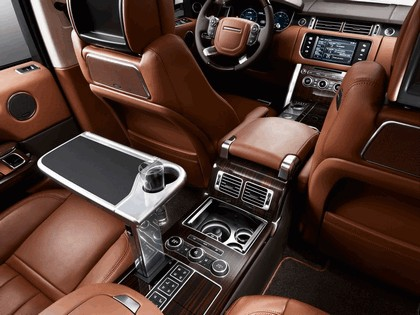 2013 Land Rover Range Rover Autobiography Black 13