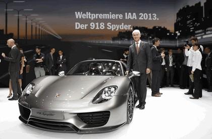 2014 Porsche 918 Spyder 1