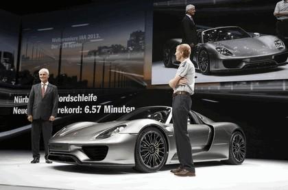 2014 Porsche 918 Spyder 3