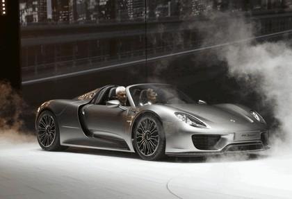 2014 Porsche 918 Spyder 4
