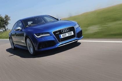 2013 Audi RS7 - UK version 1