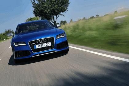 2013 Audi RS7 - UK version 2