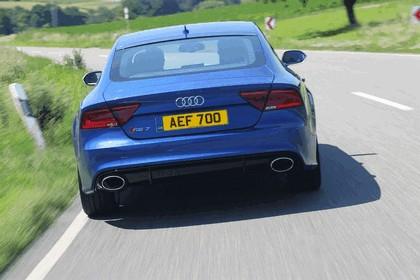 2013 Audi RS7 - UK version 3