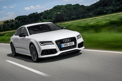 2013 Audi RS7 - UK version 4