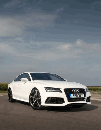 2013 Audi RS7 - UK version 6