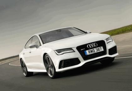2013 Audi RS7 - UK version 8