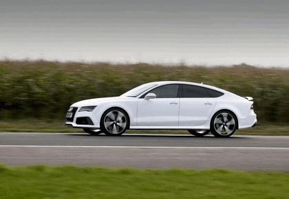 2013 Audi RS7 - UK version 10