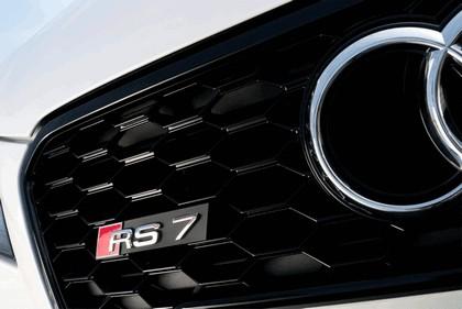 2013 Audi RS7 - UK version 18