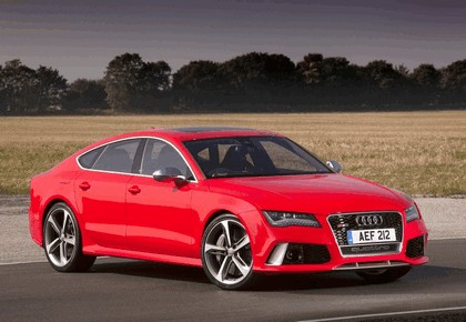 2013 Audi RS7 - UK version 25