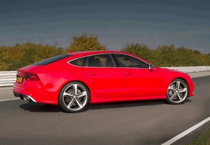 2013 Audi RS7 - UK version 27