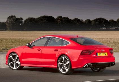 2013 Audi RS7 - UK version 28