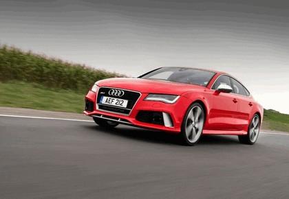 2013 Audi RS7 - UK version 29