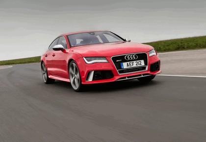 2013 Audi RS7 - UK version 30