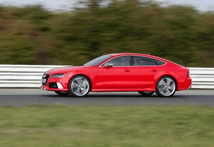 2013 Audi RS7 - UK version 31