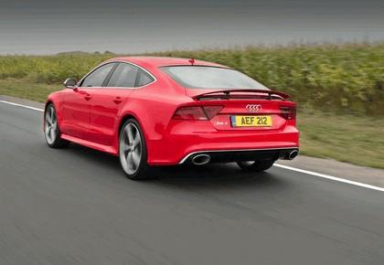 2013 Audi RS7 - UK version 32