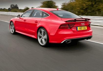 2013 Audi RS7 - UK version 33